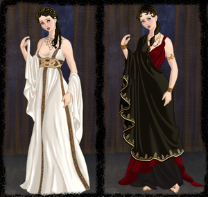 Eirene and Andronicia