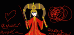 queen amidala aka first drawing by Joshythebat