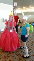 Otakon 2013 Cosplay - Adventurous Ladies by LordNobleheart