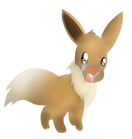 Eevee by iFailAtEverything