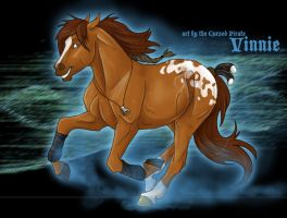 Vinnie. by abosz007