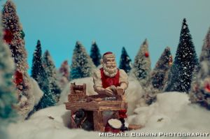 Santa's workshop II by TheSoftCollision