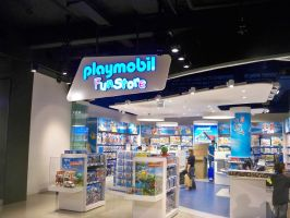 Playmobil store by wolfman-al