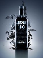 Absolut Vodka by metalbeast