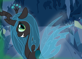 Queen Chrysalis by TickleMeFrosty
