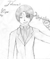 Feliciano Vargas: Would you dance with Me? by iFellDownARabbitHole