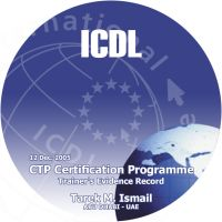 ICDLII CD Cover by waelswid