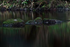Stones and Water by m3j