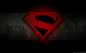 Comic Book Logos - Superman by NewRandombell