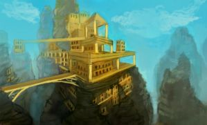 Ancient City by thlbest