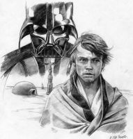 Father and Son by Loye