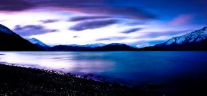 Lake Wakatipu by 2binspired