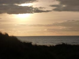 The Sea from the Dunes by purplepineapple77