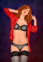 'Lingerie-01'      with MissSouls by Phil-44