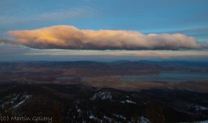 Long Cloud by MartinGollery