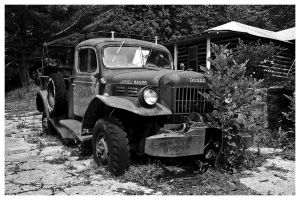 Power wagon by PeterDeBurger