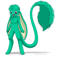 Updated design 2014 by MarwanGreenCritter