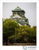 Osaka Castle 01 by IcemanUK