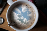 Clouds in my coffee by suitehearts