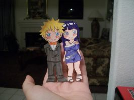 Naruhina-Formal Paperchildren by shock777