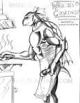 Who is Cooking Dinner by alaer