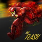 The Flash by sudhirsgosavi