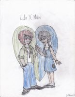 Sudrian Couples: Luke and Millie by EndlessWire94