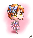 Yukiho - Stage in Full Bloom by CRAZ1