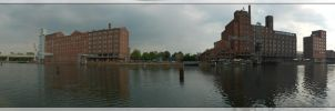 DU Innerharbor panorama by mchenry
