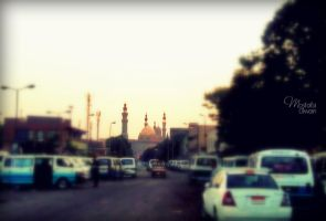 Old Cairo by Olwant
