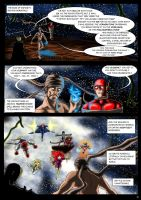 Justice League - Initiations (31) Out of Time by adamantis