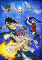 Dragon Slayers by Shiromishi