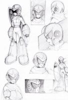 Sketch : Blues Megamix by whitmoon