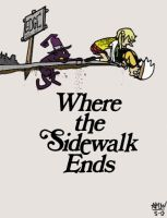 SE-Where the sidewalk ends by Shojo-Onigiri