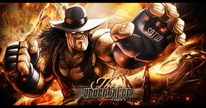The Undertaker by MARKCAPE