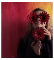 I Want to Paint - Flowers by TheDarkTrinity