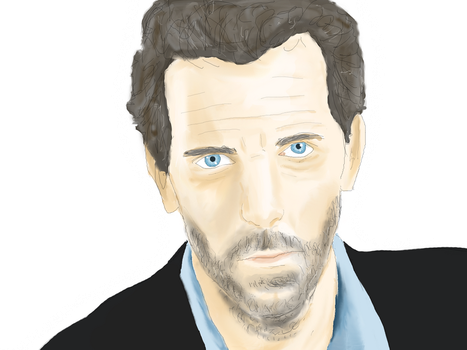 Dr House by Captain-Flowers
