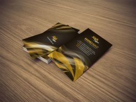 Spirit Tiger business card by Lemongraphic