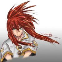 TotA - Luke fon Fabre Sketch by wingz-G