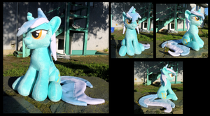 Guard Dog Lyra by fireflytwinkletoes