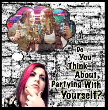 Party With Yourself by AprilDamron
