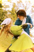 Hetalia Cosplay: Giggles by gotaluvpenguins