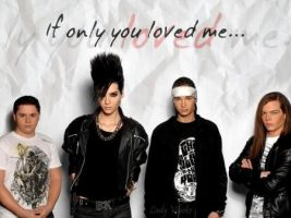 If Only You Loved Me... by Lady-Vibeke