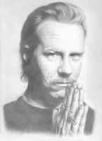 James Hetfield by omarjosef