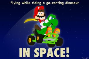 Why Mario is Awesome by BThomas64