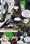 two words on the brife of Chaos chapter 1 part 2 by Deidrax