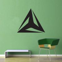 Triskele Wall Decal by GeekeryMade