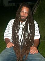Mark Our Jamaican Friend by GloriaMae