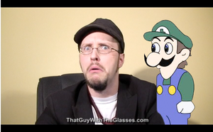 The NC meets Weegee by Sonic-chaos