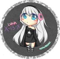 x-13-x Luna by Winooon